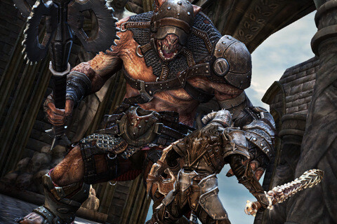 Infinity Blade has stunning graphics - First-time iPhone 4 user – games you should definitely play