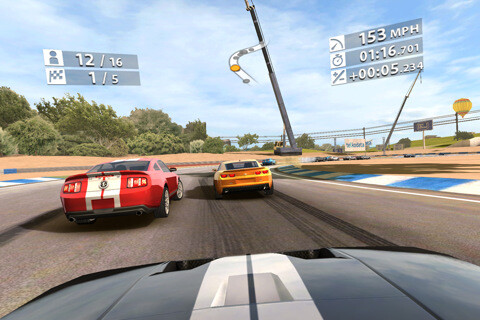 Real Racing 2 - First-time iPhone 4 user – games you should definitely play