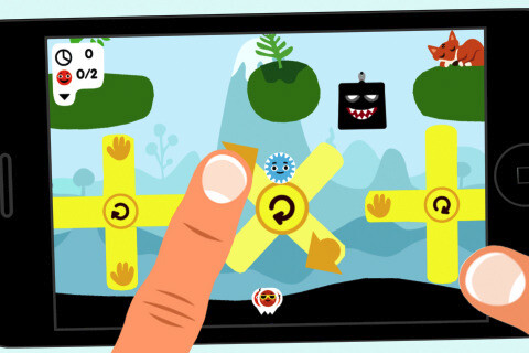 Rolando is a unique iPhone experience - First-time iPhone 4 user – games you should definitely play