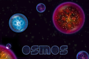 Osmos has an immersive atmosphere