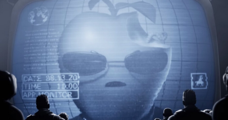 Epic makes fun of Apple's iconic 1984 Big Brother ad for the Mac - Apple employee testifies that the company made at least $100 million from Fortnite