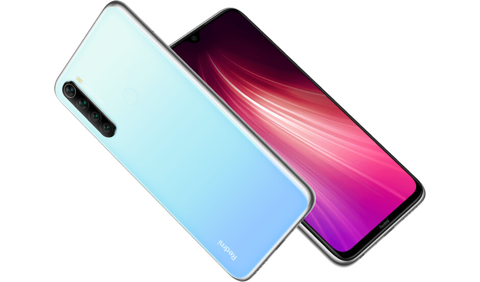 Redmi Note 8 2021 version is officially coming soon