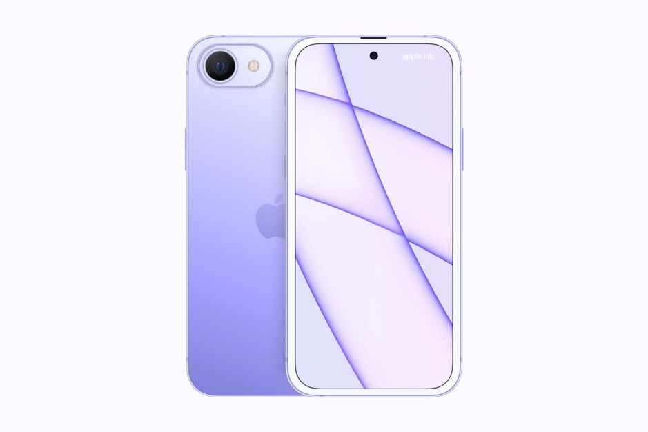 iPhone SE 2023 concept images - iPhone SE 2023 concept shows us what notchless iPhones could look like