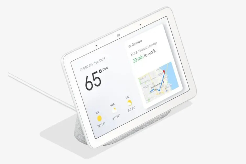 Google's Fuchsia OS is rolling out to the first-gen Nest Hub