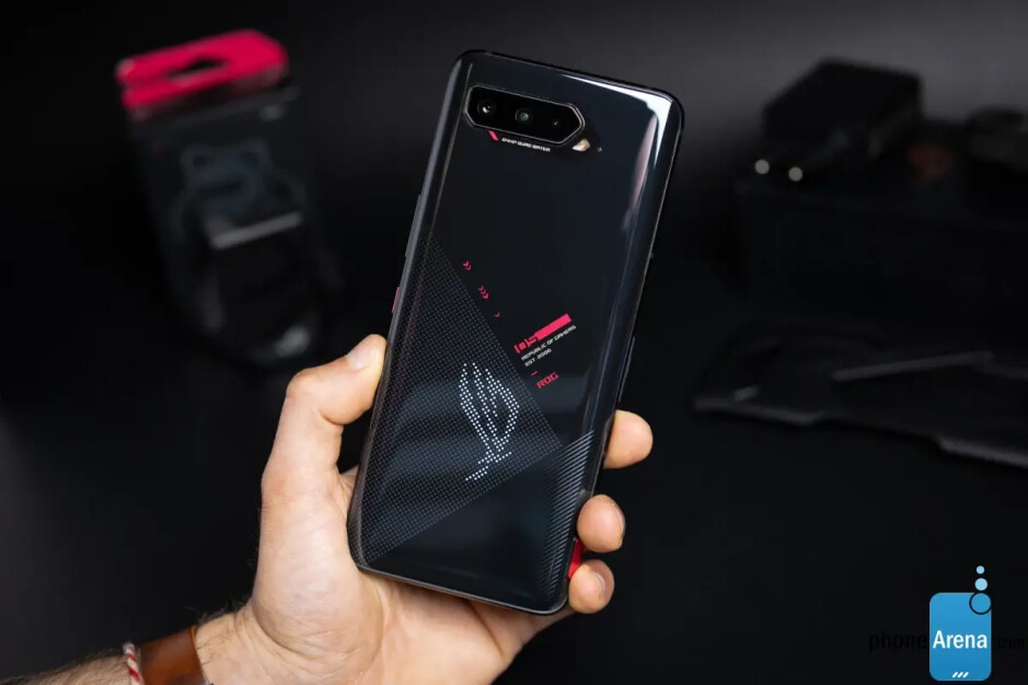 The beastly Asus ROG Phone 5 with 5G is available in the US at a not-so-excessive price