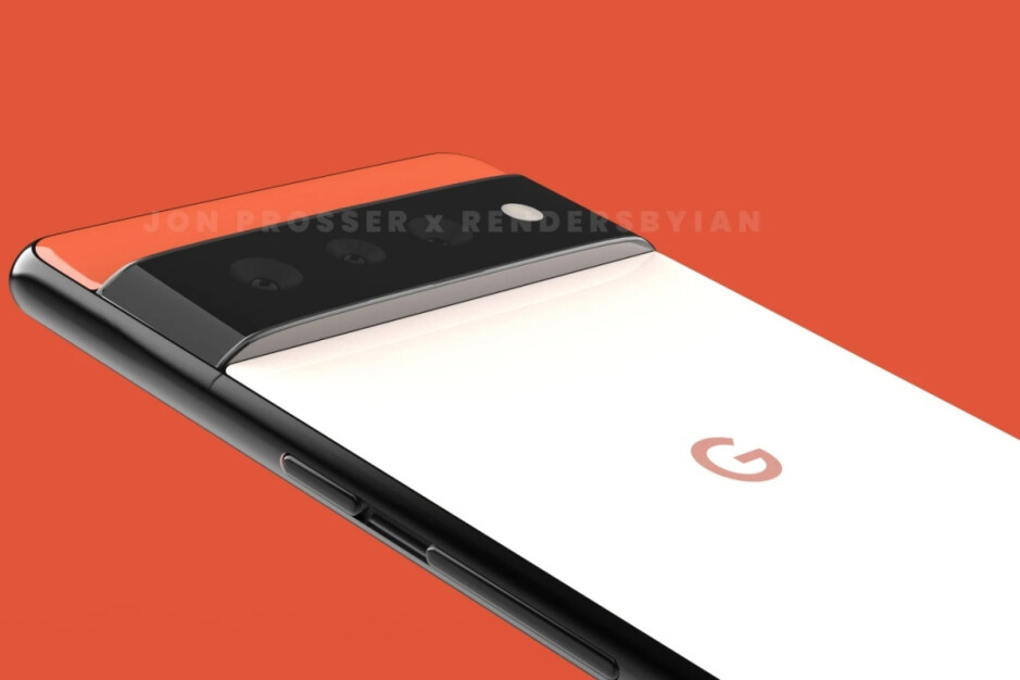 This could be the Pixel 6 Pro's rear camera setup - Google's Pixel 6 and 6 Pro could be just as powerful as Samsung's Galaxy S21 series