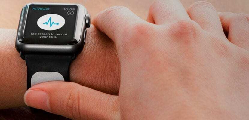 """The KardiaBand for the Apple Watch was pulled from the market in 2019 - Apple's actions were """"rotten to the core"""" says the latest lawsuit calling the firm anticompetitive"""