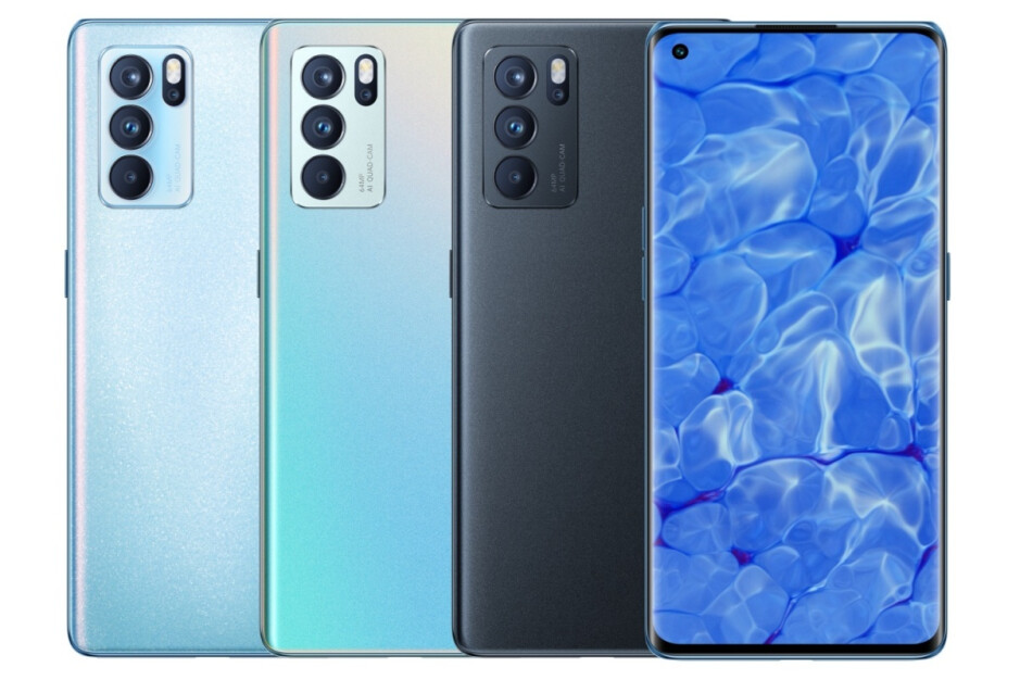 Oppo Reno 6 Pro 5G - Oppo Reno 6 5G series goes official with an excellent quality/price ratio