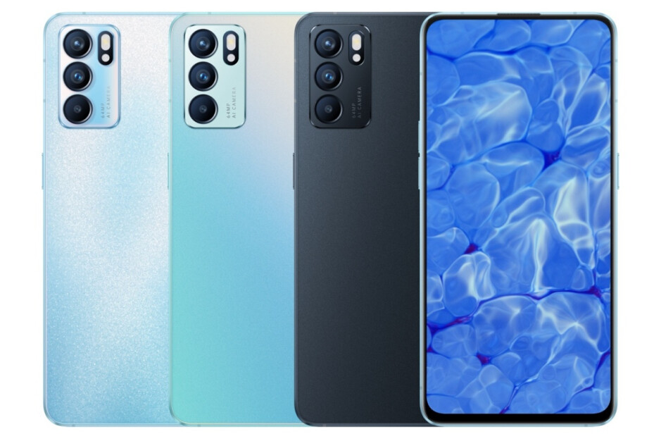 Oppo Reno 6 5G - Oppo Reno 6 5G series goes official with an excellent quality/price ratio