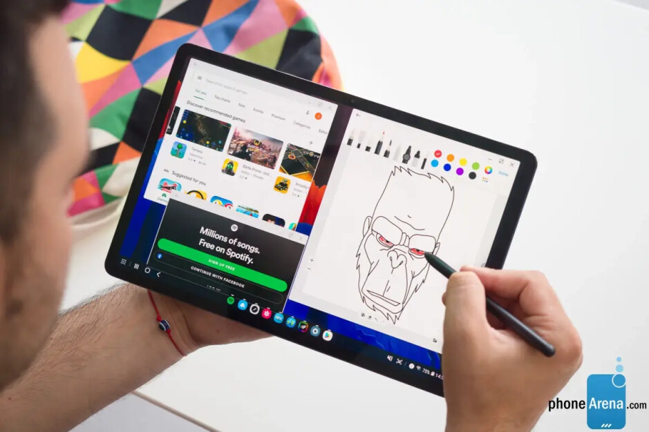 Galaxy Tab S7+ - All you need to know about Samsung's Galaxy Tab S8 5G family may have just been leaked