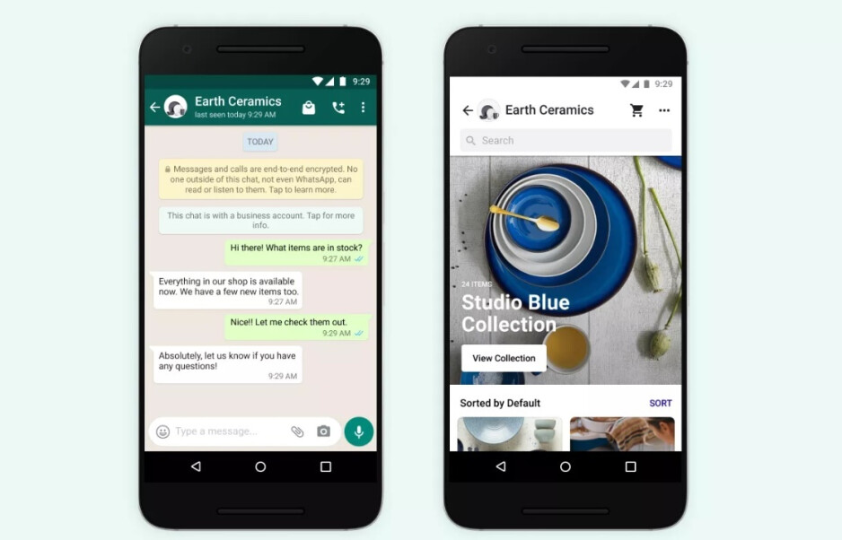 WhatsApp uses end-to-end encryption - When it comes to its new privacy policy, WhatsApp gives up and gives in