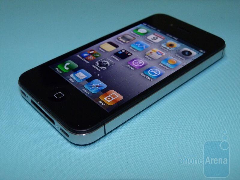 Verizon iPhone 4 unboxing