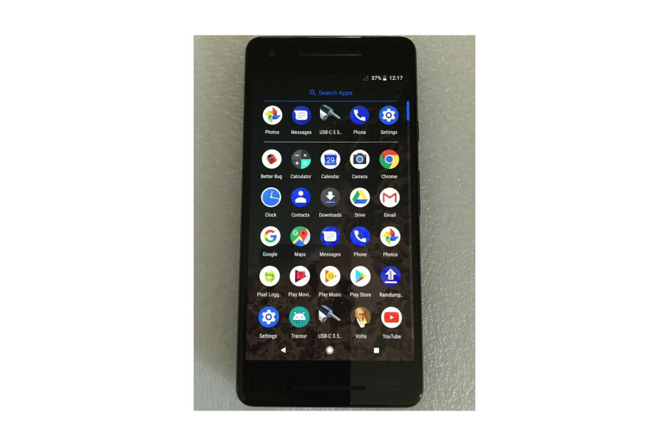 The Pixel 2 XL muskie that was listed on eBay - Check out the unreleased HTC-made Pixel 2 XL 'muskie' that sold for $580 on eBay
