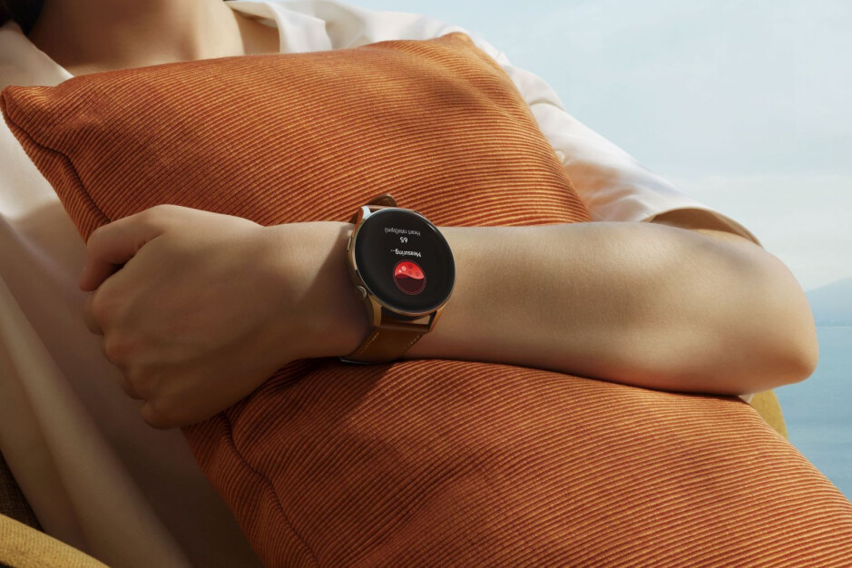 Huawei Watch 3 goes official with Harmony OS, eSIM, and a rotating crown