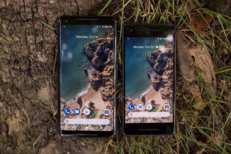The official Pixel 2 range - Check out the unreleased HTC-made Pixel 2 XL 'muskie' that sold for $580 on eBay