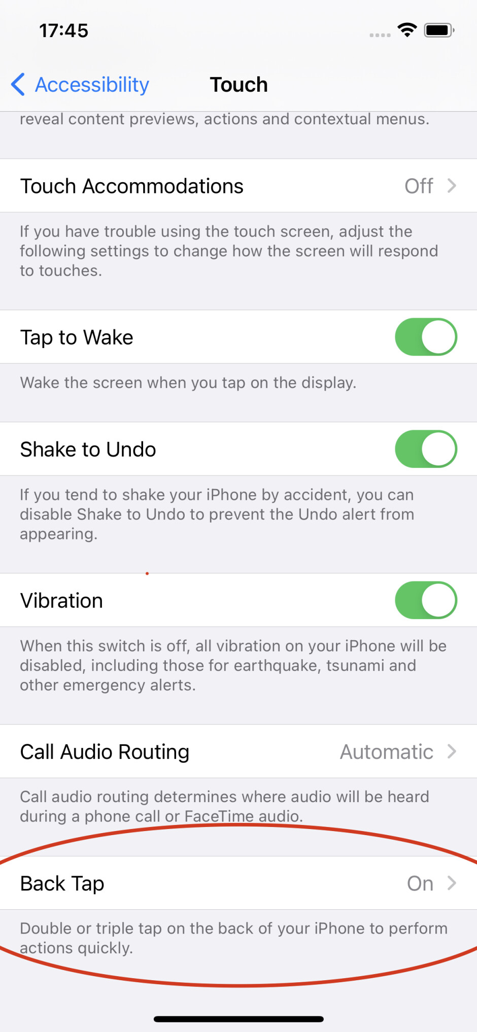 Do you use Back Tap on your iPhone?