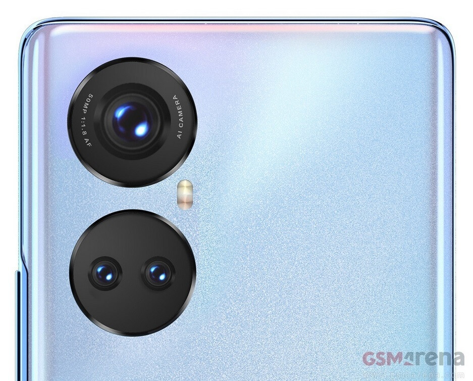 Render of the Honor 50 - Latest renders of the Honor 50 and 50 Pro surface