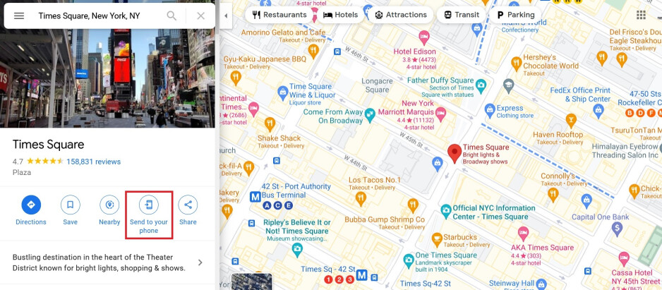 Use Send to Your Phone to send directions from desktop Google Maps to your iPhone - Google's iOS Lead shares tips on how to become an iPhone power user