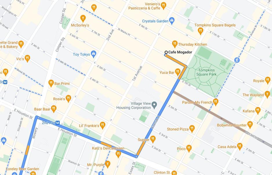 Google Maps will search for a safer route where drivers don't slam on their brakes - New Google Maps feature directs drivers away from accident-prone routes