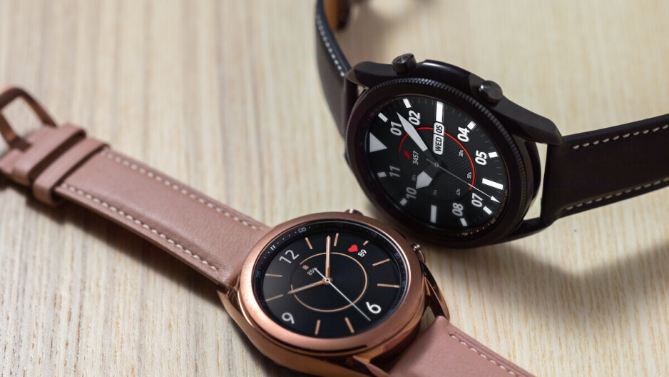 Galaxy Watch 3 - Galaxy Watch 4 battery size and charging have been leaked online