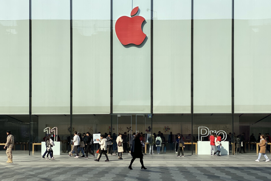 Apple pays millions after student's explicit photos are posted on Facebook by employees