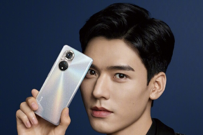 Honor 50 Pro+ design confirmed ahead of launch: 4 cameras and shiny colors
