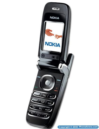 Nokia 6061 released by Cingular