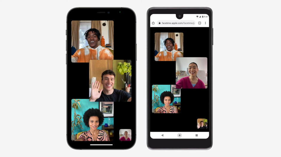 FaceTime across devices - FaceTime gets tons of new features with iOS 15. Android users can join FaceTime calls