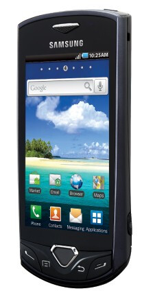 Samsung Gem Alltel - Samsung Gem Android phone makes its way to Alltel for free on contract