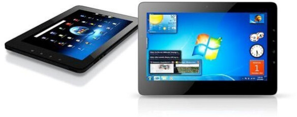"""Viewsonic ViewPad 10Pro dual-boot Windows 7/Android tablet""""&nbsp - Viewsonic outs a dual-SIM V350 Android phone and a dual-boot Windows 7/Android ViewPad 10Pro tablet"""