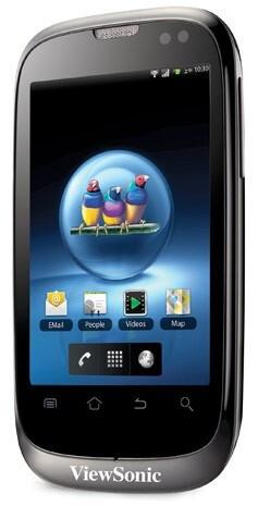 Viewsonic V350 dual SIM Android phone