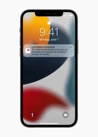 Applewwdc21-ios15-health-applock-screen-notification-walking-steadiness06072021