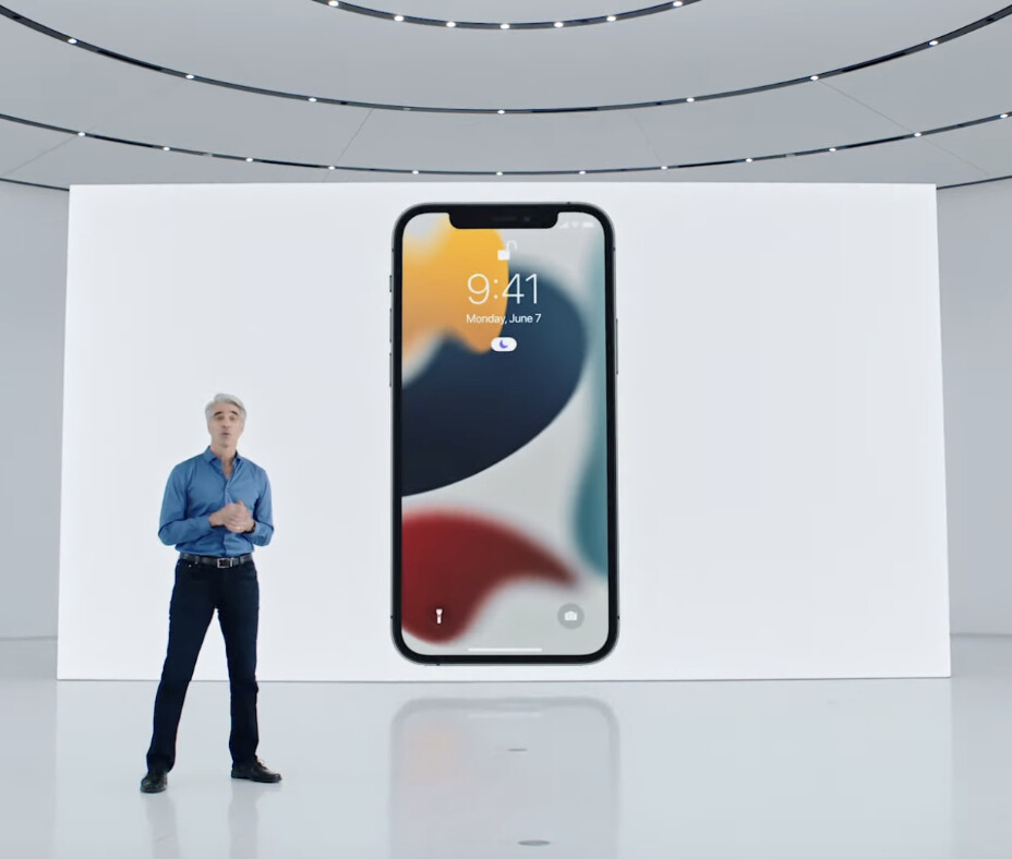 Focus modes - WWDC 2021: everything new Apple announced