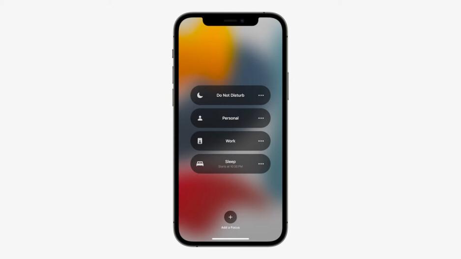 iOS 15: Apple introduces advanced Do Not Disturb mode, Notifications Summary