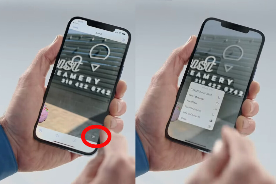 iOS 15: Apple introduces Live Text, which can locate text inside your photos