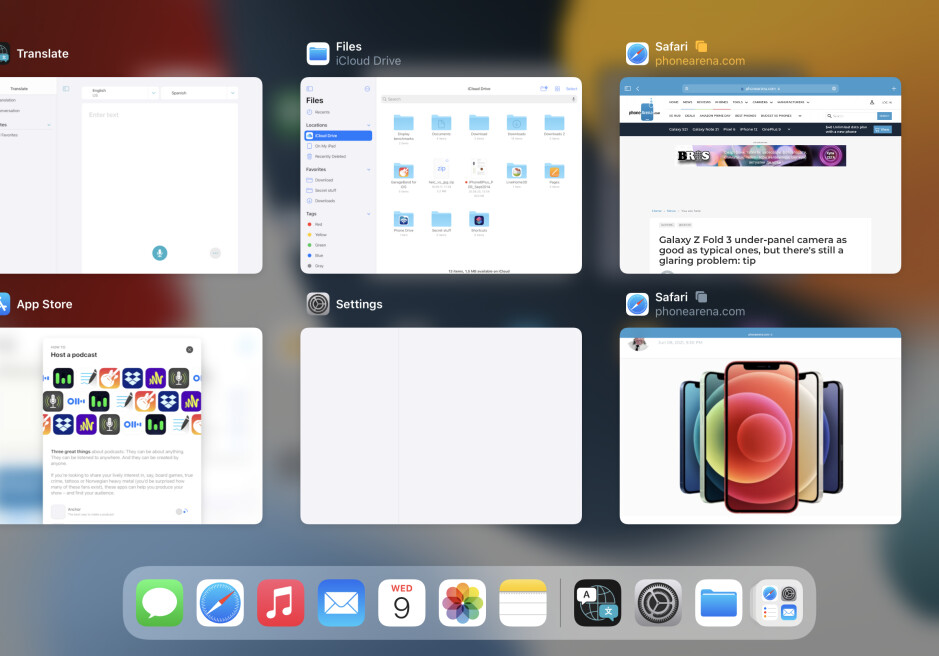 How to use the new iPadOS 15 multitasking features