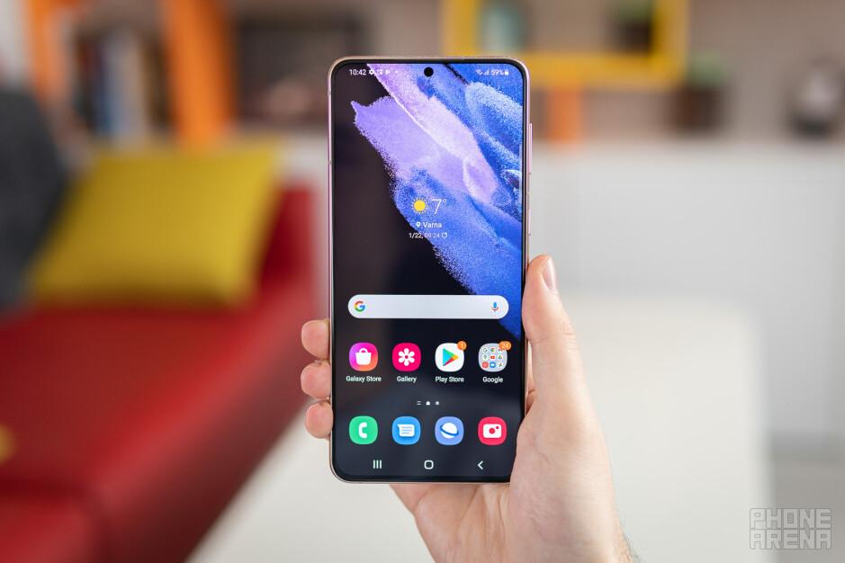 Samsung Galaxy S21 Plus: Long-term Impressions