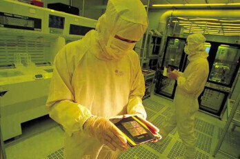 Inside a TSMC fabrication facility - Googlers say that AI can help take chipsets to the next level while keeping Moore's Law alive