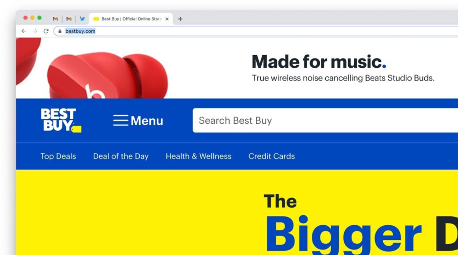 Beats Studio Buds show up again, this time on Best Buy's website