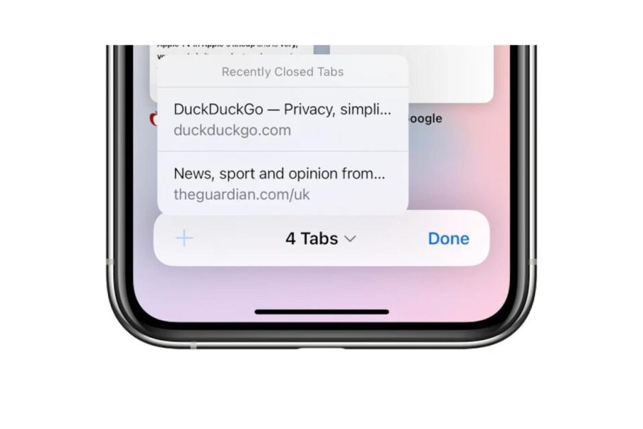 Image credit - MacRumors.com - iOS 15 will bring a whole new Safari to iPhone