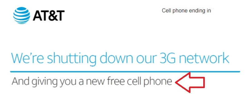 AT&T might be giving you a free phone, but it may not be worth it - Some AT&T subscribers are getting a free smartphone