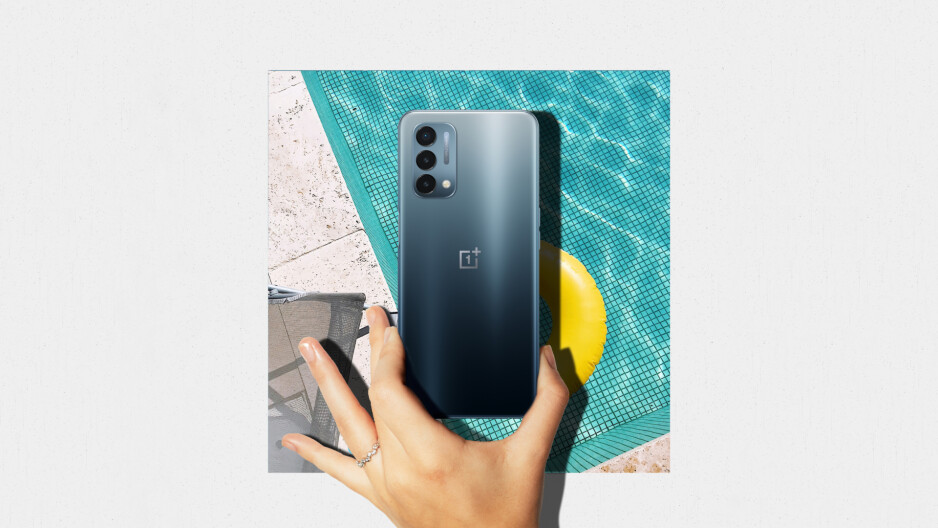 The OnePlus Nord N200 only has one color option - Blue Quantum - OnePlus Nord N200 5G is official; Great specs at a great price