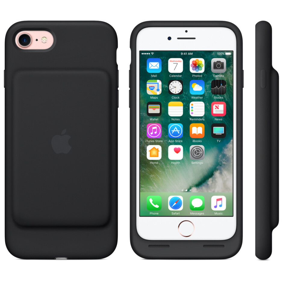 While still a great performer, the iPhone 7 struggles in the battery department - Check out this great deal on Apple battery cases before it expires