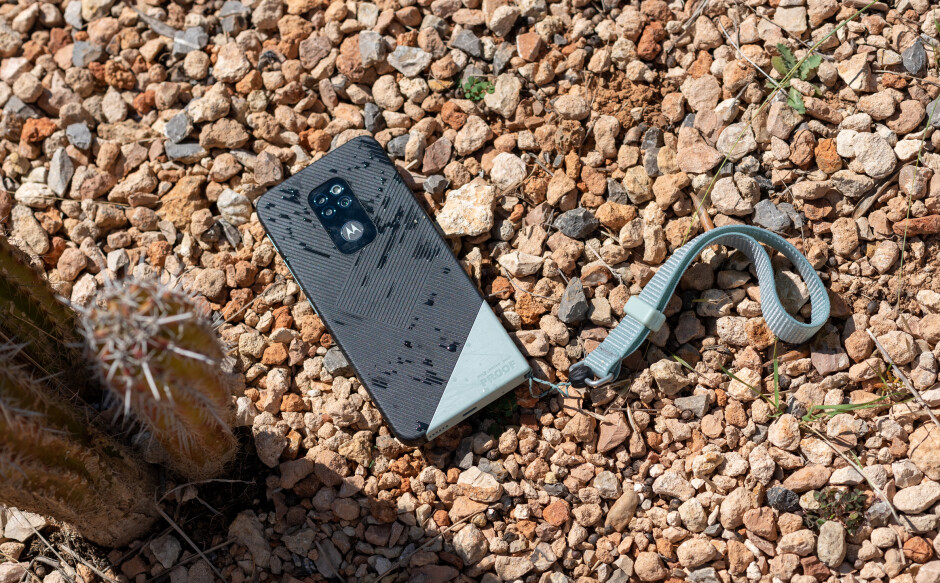 The Defy looks good in tough terrains - Motorola Defy (2021) is official; The tough guy on the block