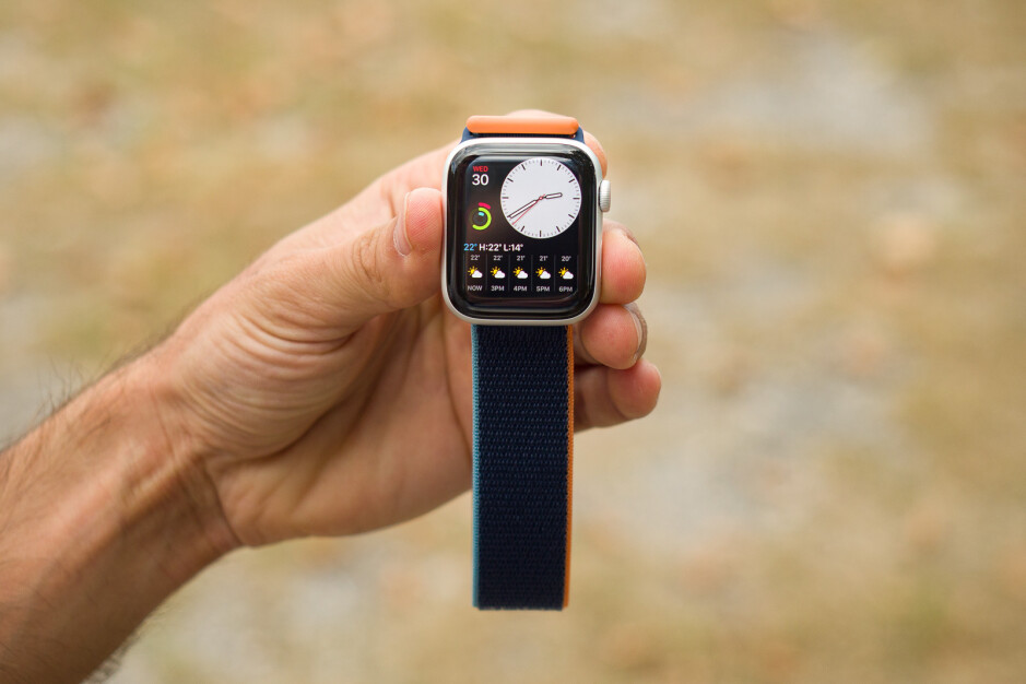 Apple and Samsung dominated the European wearables market in Q1