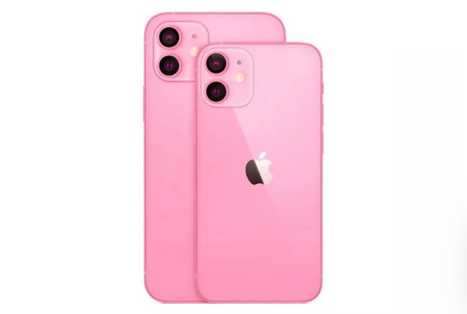The internet is filled with renders of a pink iPhone 13 allegedly coming latr this year - Social media expects Apple to try again with this color for the iPhone 13