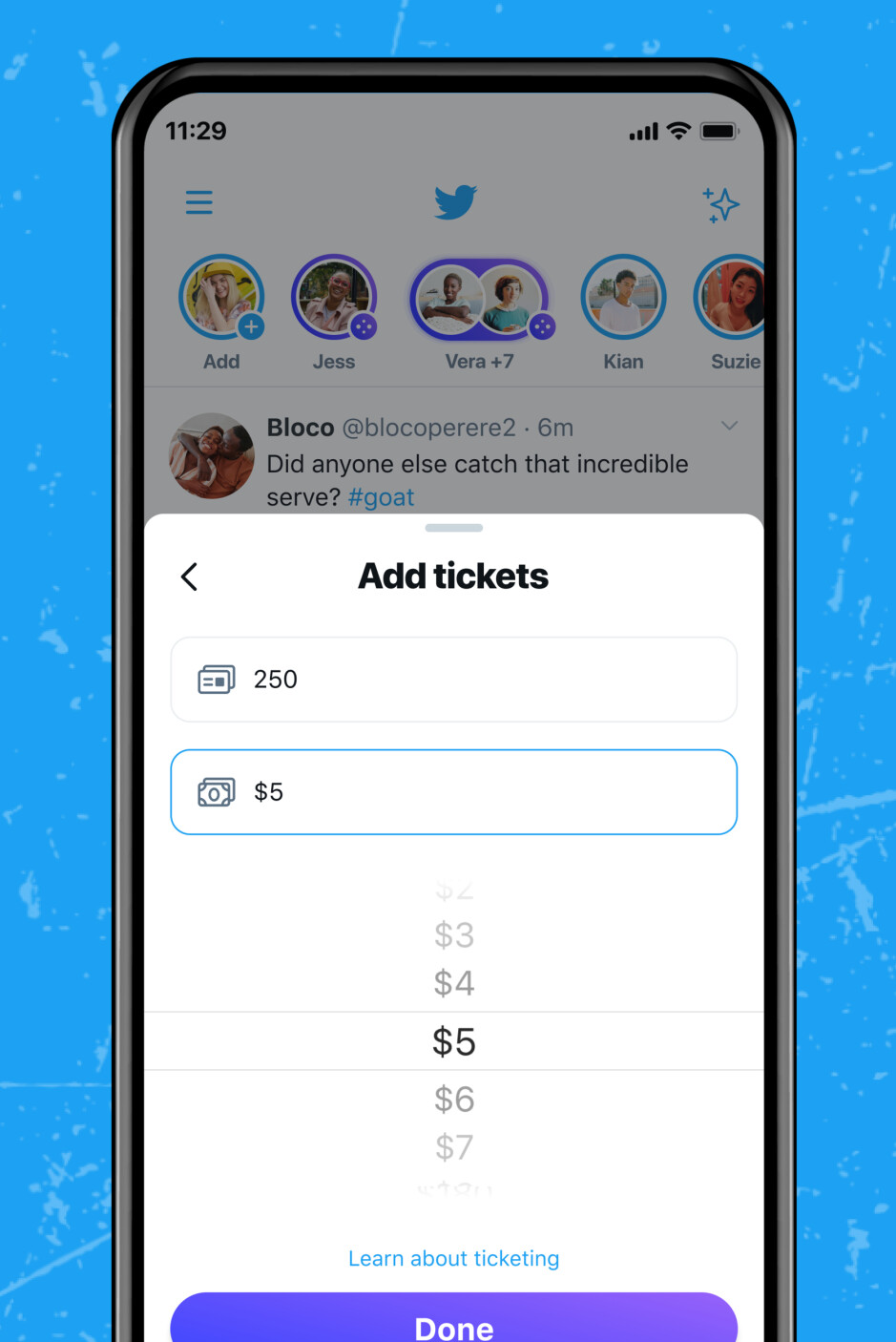 Twitter launches Ticketed Spaces and Super Follows to help users make money