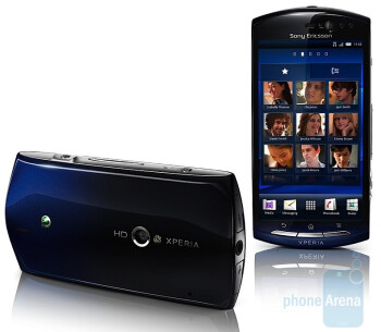 Sony Ericsson Xperia Neo enters the stage