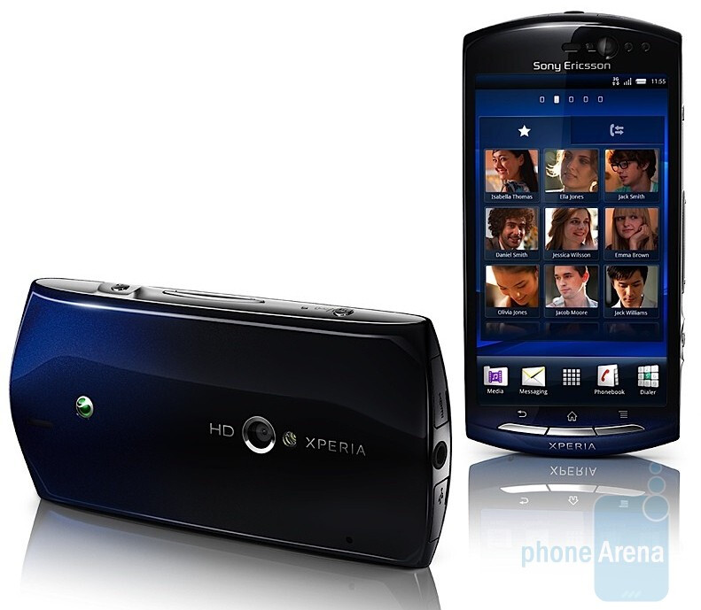Sony Ericsson Xperia Neo enters the stage