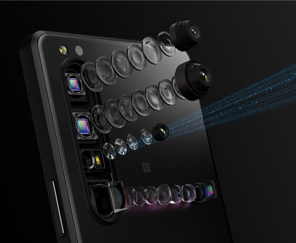 Sony Xperia 1 III camera system - Sony Xperia 1 III pre-orders in the US start from July 1 at $1,299.99